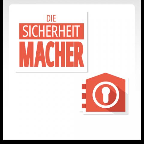 Logo und Icon für die Sicherheitmacher.de